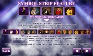 Chippendaless Strip Feature