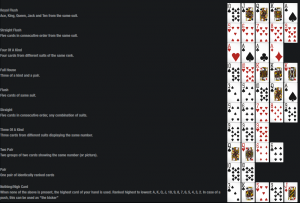 Examples Poker Hand Pornhub OPC