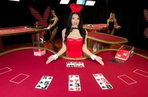 PLayboy Live Blackjack