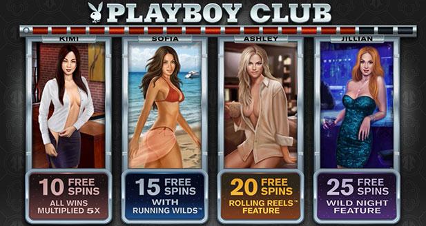 Playboy Gokkast Freespins2