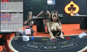 Pornhub Live Baccarat2