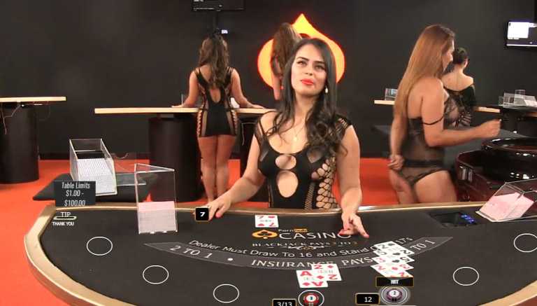 Порно казино онлайн