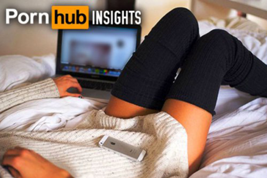 Sexy Statistics (according to Pornhub.com)