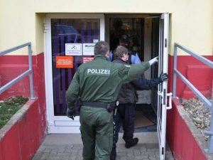 Bomb Threat Polizei