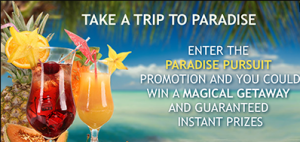 Royal Vegas Casino Paradise Pursuit Welkomst2
