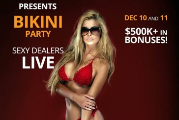 Bikini Party at Pornhub Casino!