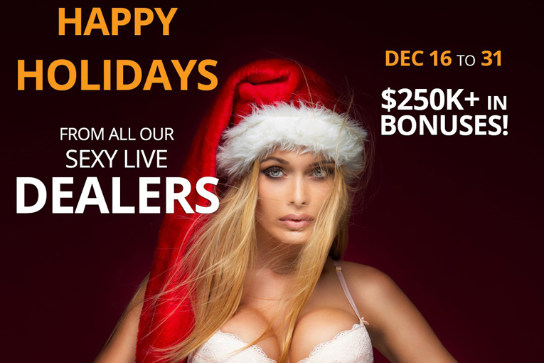 Have you been naughty? | Euro Palace Casino Blog