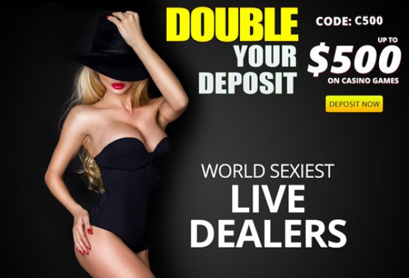 Double your deposit up to $ 500!