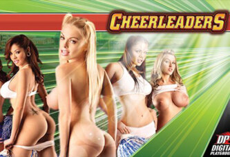 OnlinePornCasino Welcums: Cheerleaders Porn Slot
