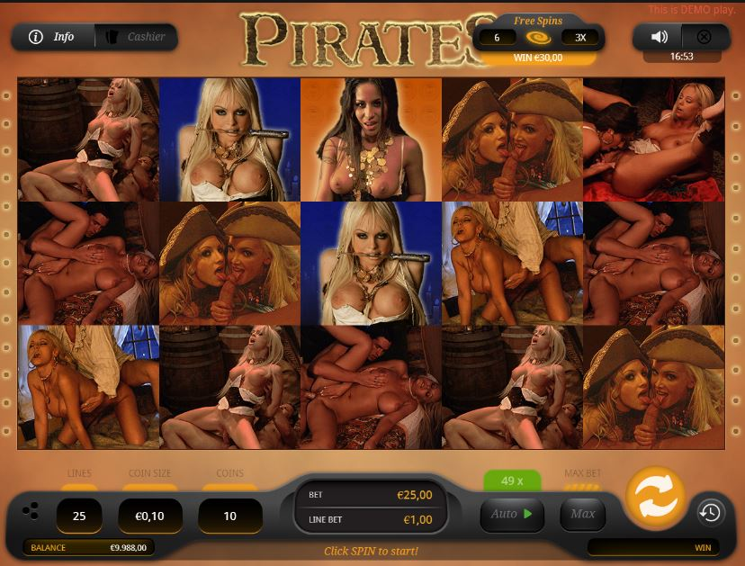 Pirates Free Spins2