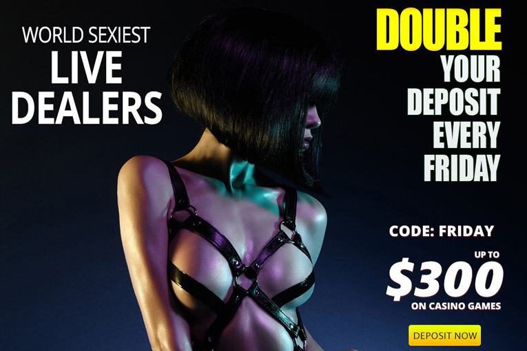Friday Bonus at Pornhub Casino