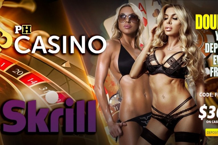 PornHub Casino is accepting Skrill