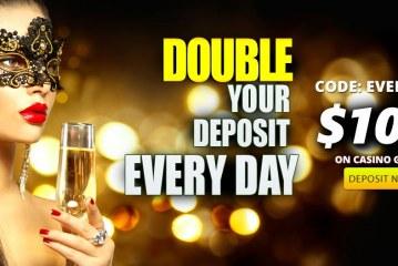 Everyday Casino Bonus at PornHub Casino