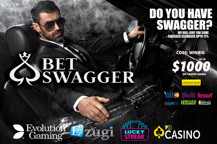 Do you have Swagger?