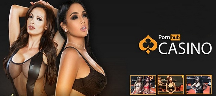 Play Adult Casino Games at PornHub Casino