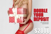 Free Christmas Bonus upto $2000