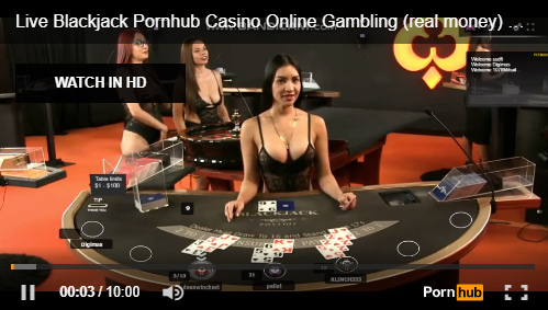Live Streams from PornHub Casino and $2000 Casino Bonus