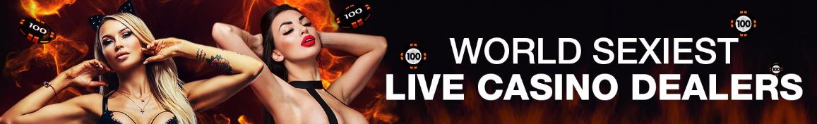 Hottest Games Worlds Sexiest Live Casino