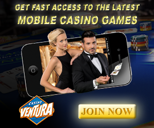 Play at Ventura Casino