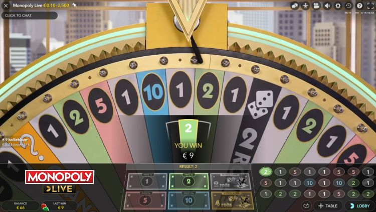 how to play this live casino game